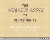 Hebrew Roots of the Faith-eliyah.com